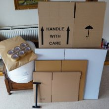 Home Removal Boxes